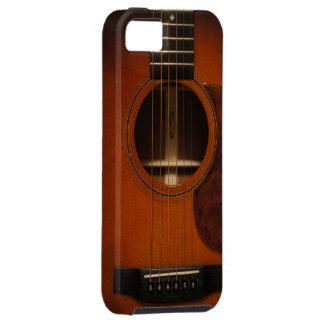 Akustiskt fodral för gitarr Iphone5 iPhone 5 Case-Mate Skal