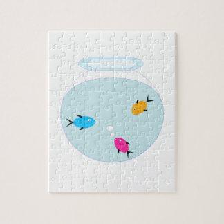 akvarium pussel
