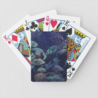 Akvarium Spelkort
