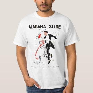 Alabama rävtrav tee shirts