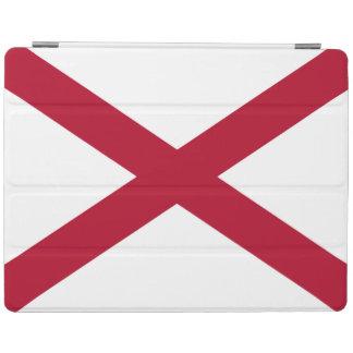 Alabama statlig flagga iPad skydd