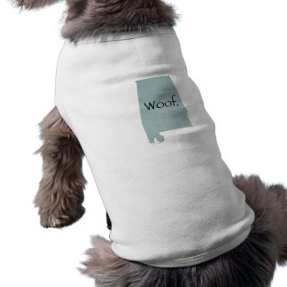 Alabama Woof! Hundtröja