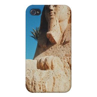 Alabaster- Sphinx, nytt kungarike iPhone 4 Fodraler