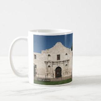 Alamo den historiska muggen kaffemugg