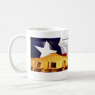 Alamo dryckmugg kaffemugg