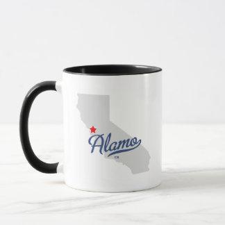 Alamo Kalifornien CA skjorta Mugg
