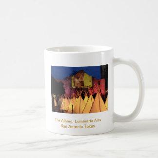 Alamoen, Luminaria konster Kaffemugg