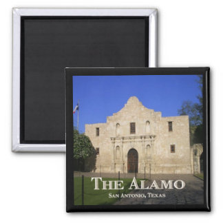 Alamoen, San Antonio, Texas Magnet