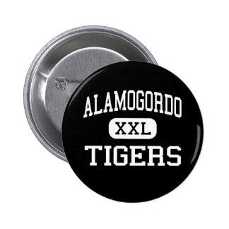 Alamogordo - tigrar - kick - nya Alamogordo - mexi Standard Knapp Rund 5.7 Cm