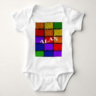 ALAN (manlignamn) T-shirt