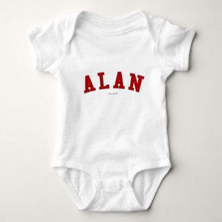 Alan Tee Shirts