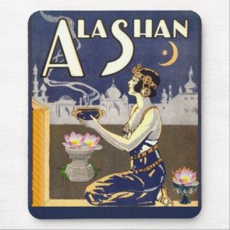 ALASHAN-mousepad Mus Mattor