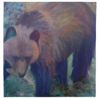 Alaska björn tygservett