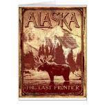 Alaska - den sist gränsen kort