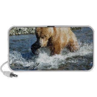 Alaskabo björn laptop högtalare