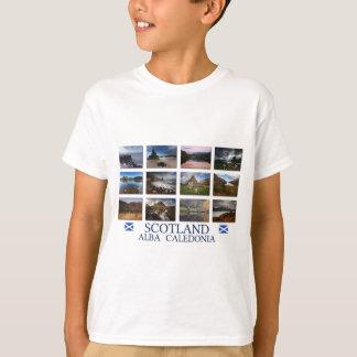 Alba Skottland - - Caledonia T-shirts