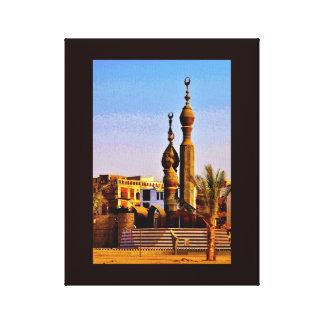 AlBalad moské Canvastryck