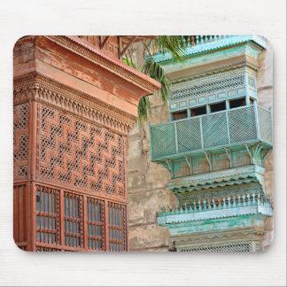 AlBalad Roshan Jeddah historiskt område Windows Musmatta