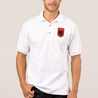 albania emblem tenniströja