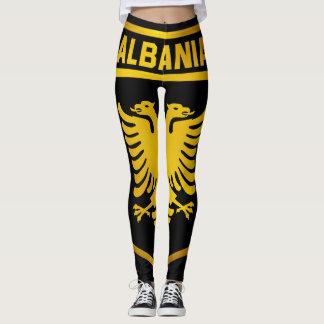 Albanien Emblem Leggings