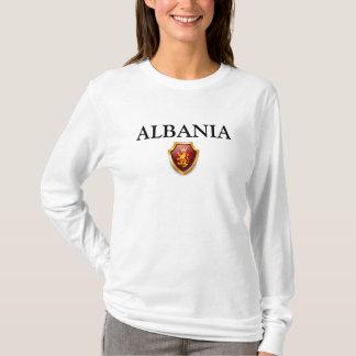 ALBANIEN för arvlinjerskjorta pride W Tee Shirt