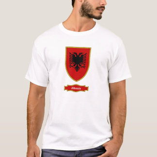 Albanien skyddar 1 tshirts