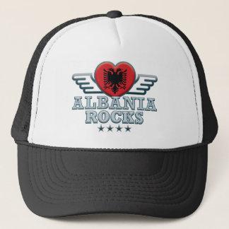 Albanien stenar v2 truckerkeps