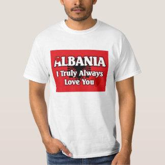 Albanien Tee