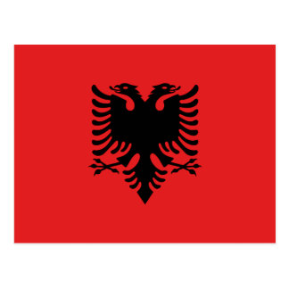 Albanien Vykort