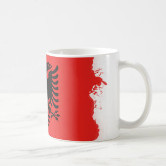 Albansk kaffemugg