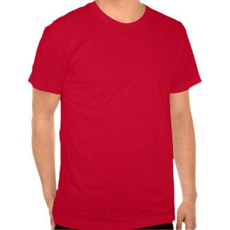 Albansk örnvintageupplaga tee shirt