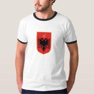 Albansk vapensköldT-tröja T-shirt