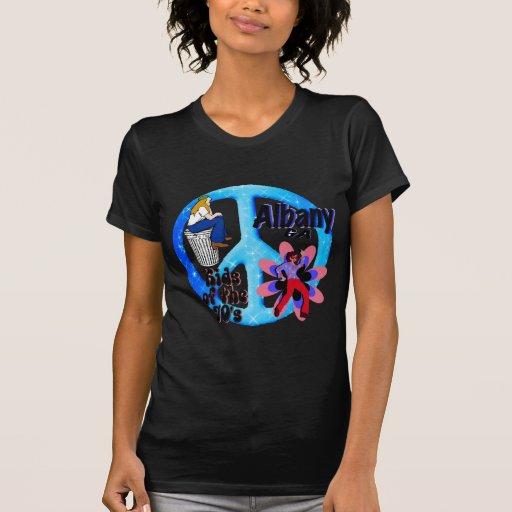 Albany ungar av 70-tal t-shirts