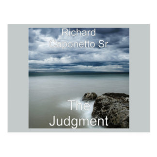 Album täcker konst för domen vykort