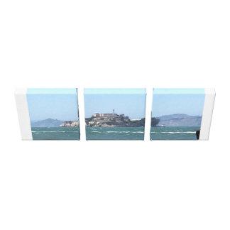 Alcatraz Canvastryck