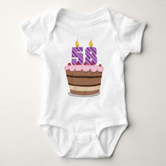 Ålder 58 på födelsedagtårtan tröja