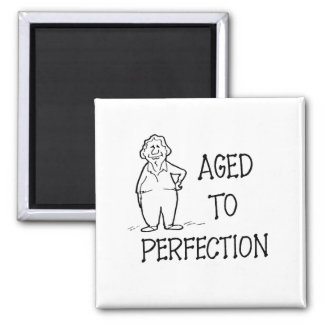 Åldrats till perfektionmagneten