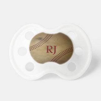 Åldrig baseballMonogram Napp