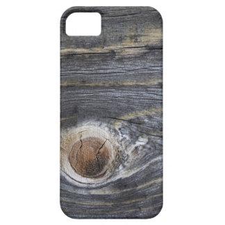 Åldrigt trä iPhone 5 Case-Mate cases