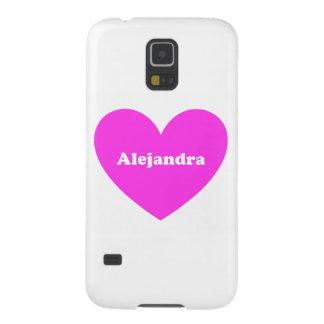 Alejandra Galaxy S5 Fodral