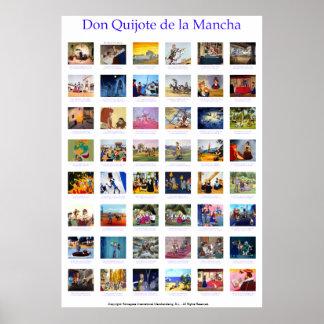 ALELUYA-universitetslärare Quixote vid Poster