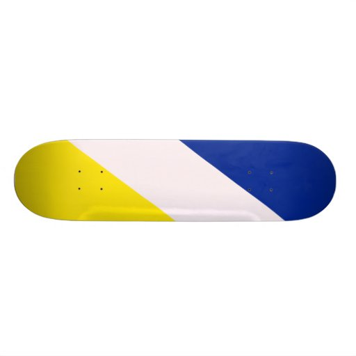 Alemanys Nord Slesvig, Danmark Skateboard Bräda 21,5 Cm