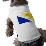Alemanys Nord Slesvig, Danmark T-shirt För Hundar