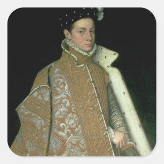 Alessandro Farnese, mer sistnämnd regulator av Fyrkantigt Klistermärke
