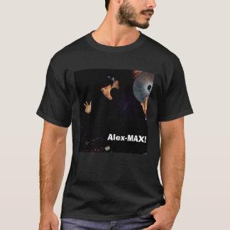 Alex 1, Alex-MAX! Tee Shirt