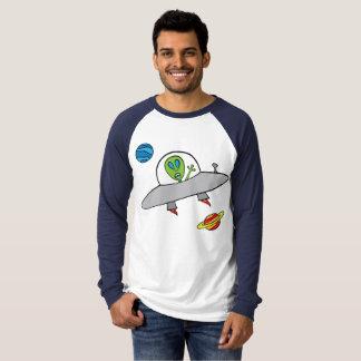 Alex främlingen - manar T-tröja för T Shirts
