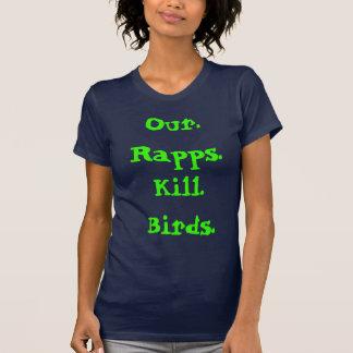 Alex N Carly Rapps kvinnor Tee Shirt