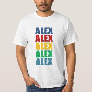 Alex Tee Shirts
