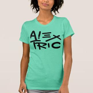 alex-tric (sned boll fäster), t shirts