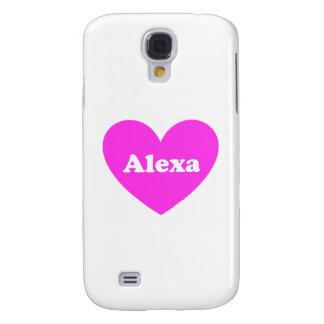 Alexa Galaxy S4 Fodral